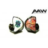 AAW W100 Custom In-Ear Monitor Earphone